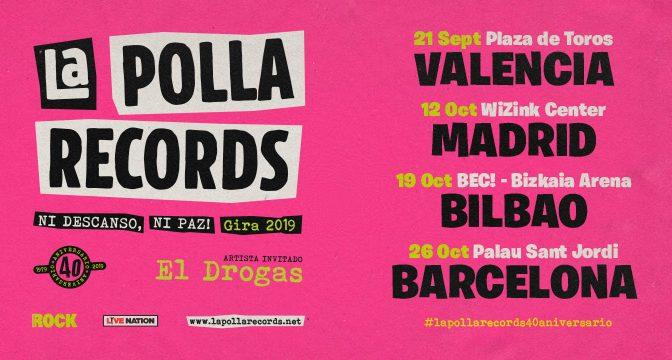 Vuelve La Polla Records