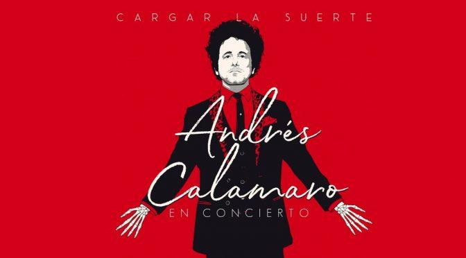 Andrés Calamaro pasará por Albacete envuelto en polémica
