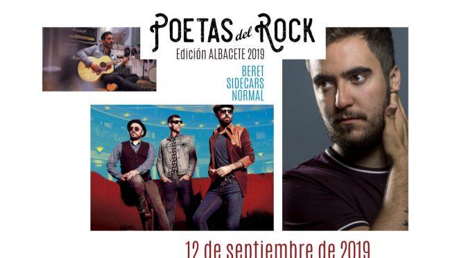 El Festival Poetas del Rock vuelve a Albacete
